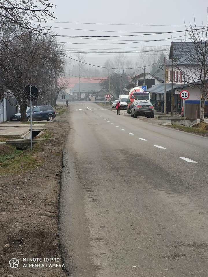 accident Topolita, Neamt, Romania 1