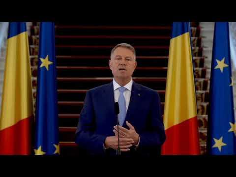 Klaus Iohannis – Tot ce era până acum recomandare, devine obligatoriu. Carantină totală în România
